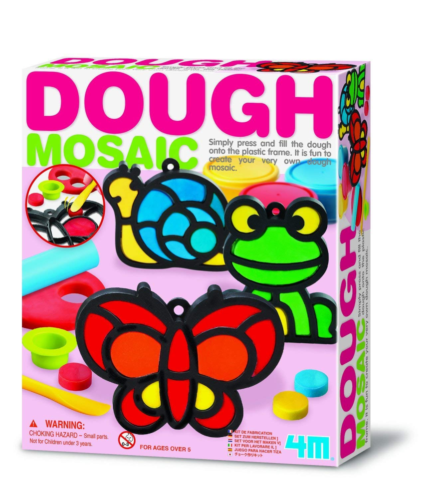 4M Dough Masaic Garden Kit
