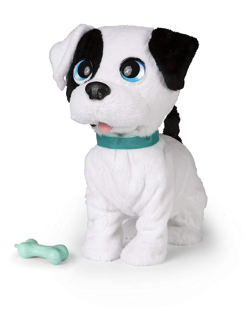 Club Petz - Bowie Kissing Puppy