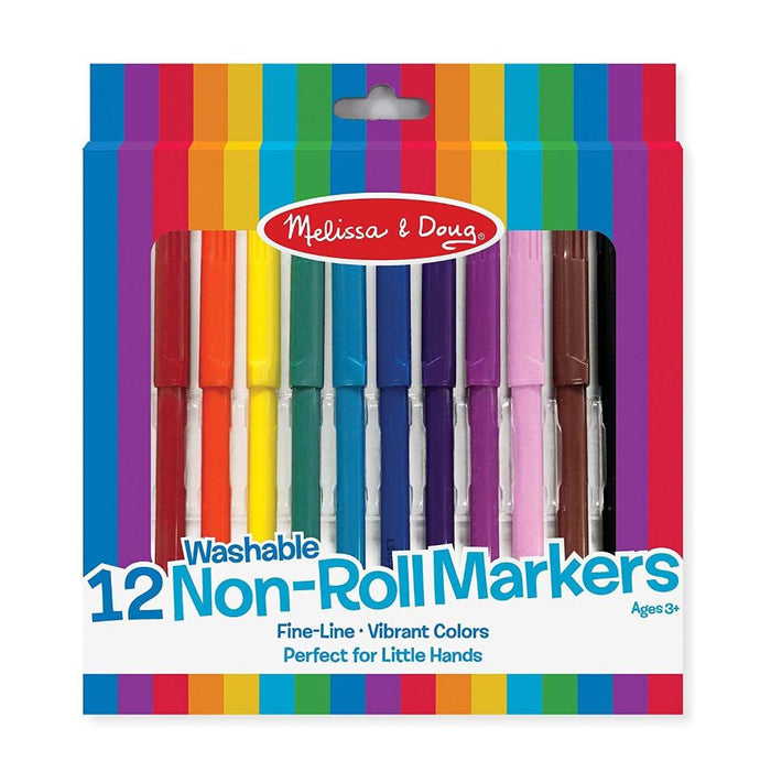 Melissa & Doug Art Essentials Marker Set