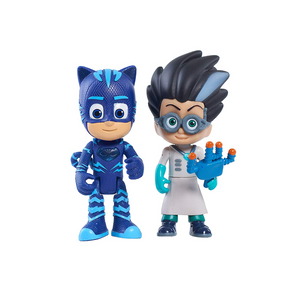 PJ Masks Light Up Hero vs. Villain Action Pack Catboy & Romeo