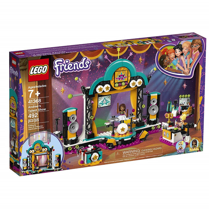 LEGO® Friends Andrea's Talent Show 41368