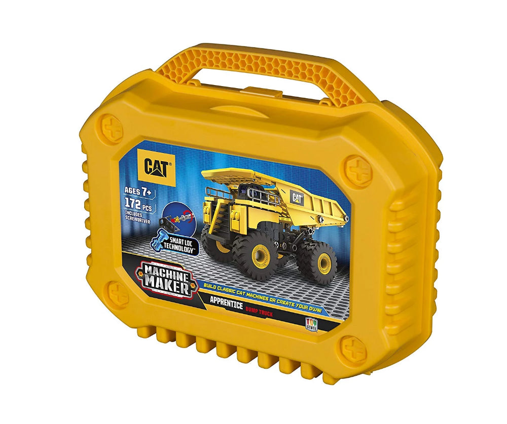 Caterpillar Apprentice - Dump Truck 172 Pcs