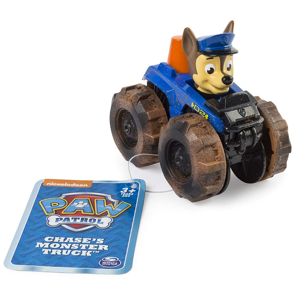 Paw Patrol Rescue Racer Chase's Monster Truck