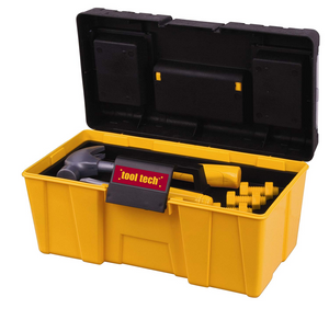 Redbox Tool Tech Tool Box (18pc) With Carry Case