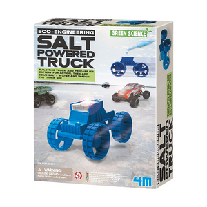 4M Green Science Eco Engineering Salt Powered Truck Kit
