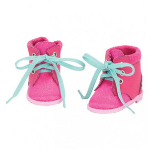 Our Generation Shoes For 18 inch Doll Sparkling With Style