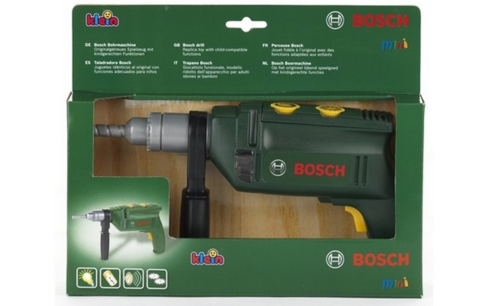 Klein Bosch Drill With Sound
