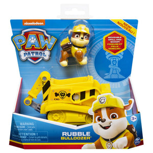 Paw Patrol - Rubble Bulldozer