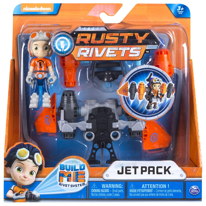 "Rusty Rivets Core Build Packs - ""Jet Pack"""