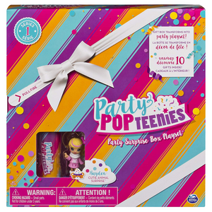Party Pop Teenies Party Surprise Box