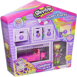 Happy Places Shopkins Rainbow Pack - Sleepy Shores