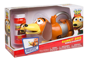 Disney Pixar Toy Story Slinky Dog Bunch-O-Bubbles