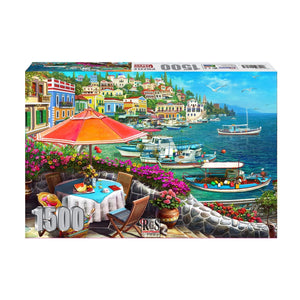 Adult Puzzle - Fishing Village 1500 pcs