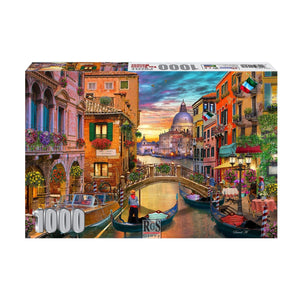 Adult Puzzle - The Second Bridge 1000 pcs