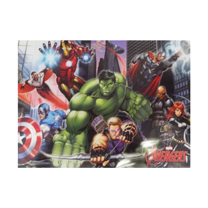 Marvel Avengers Placemat Set Of 6