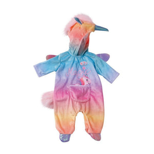 Baby Born Onesie Unicorn Outfit