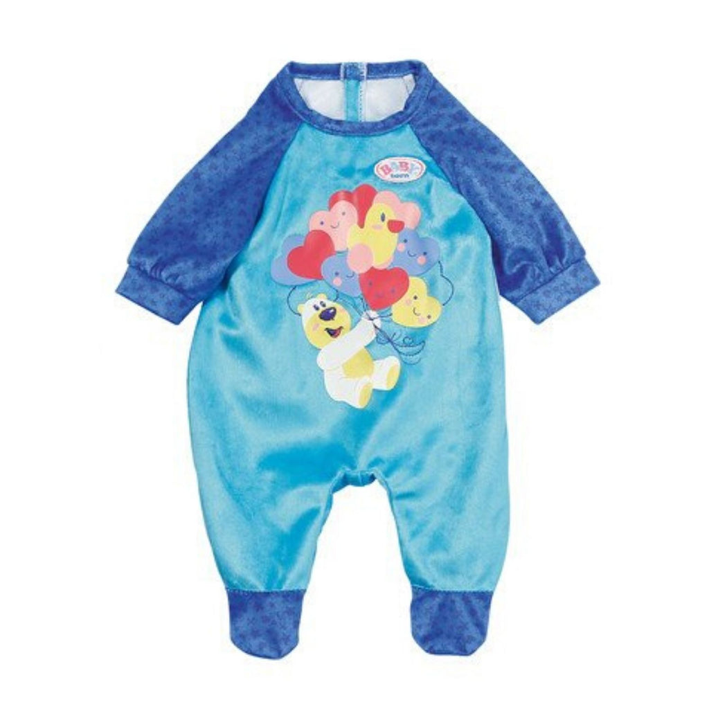 Baby Born Romper Collection Blue