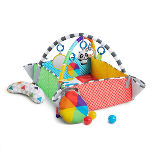 Baby Einstein Patches 5-in-1 Colour Playspace Activity Gym & Ball Pit