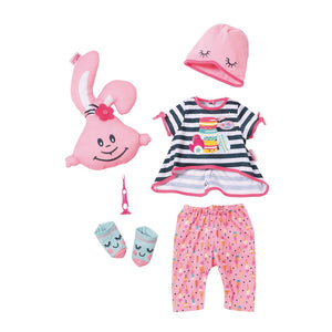 Baby Born Bath Sleepover Set