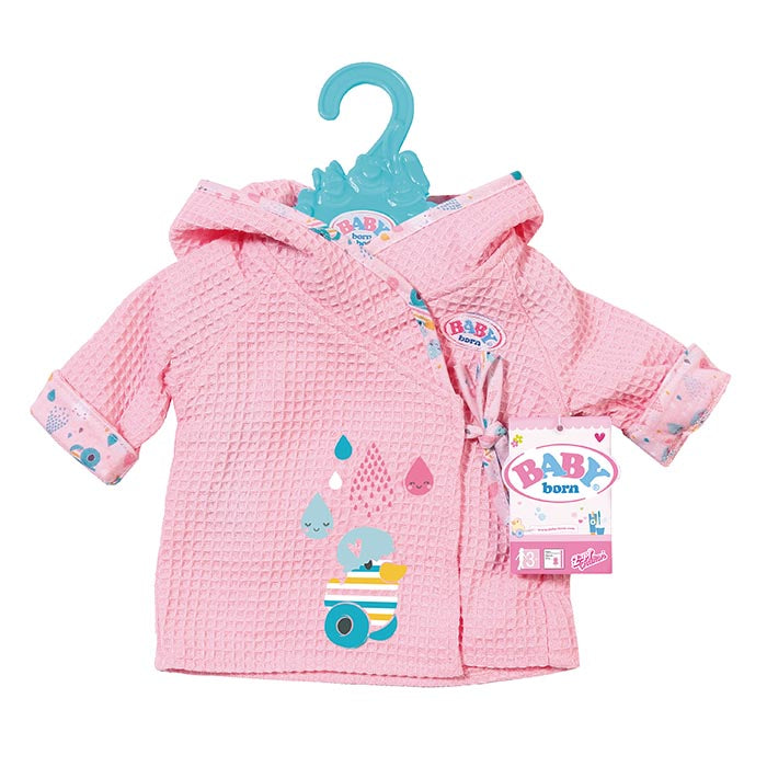 Baby Born Bathrobe Collection