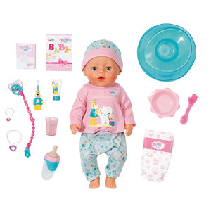 Baby Born Soft Touch Bath Time Doll