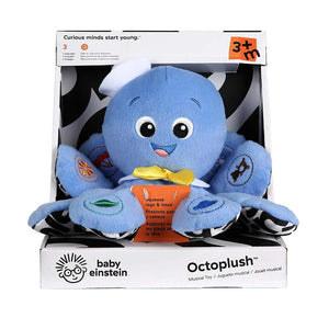 Baby Einstein Octoplush Musical Toys
