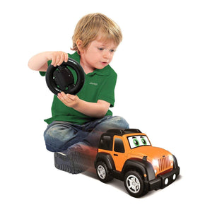 Bburago Junior My First Remote Control Jeep Wrangler