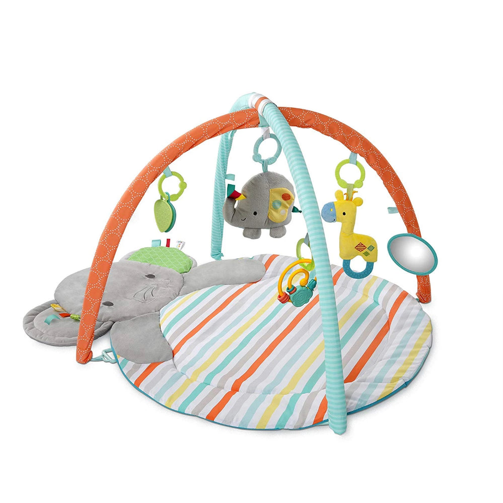 Bright Starts Hug-n-Cuddle Elephant Activity Gym