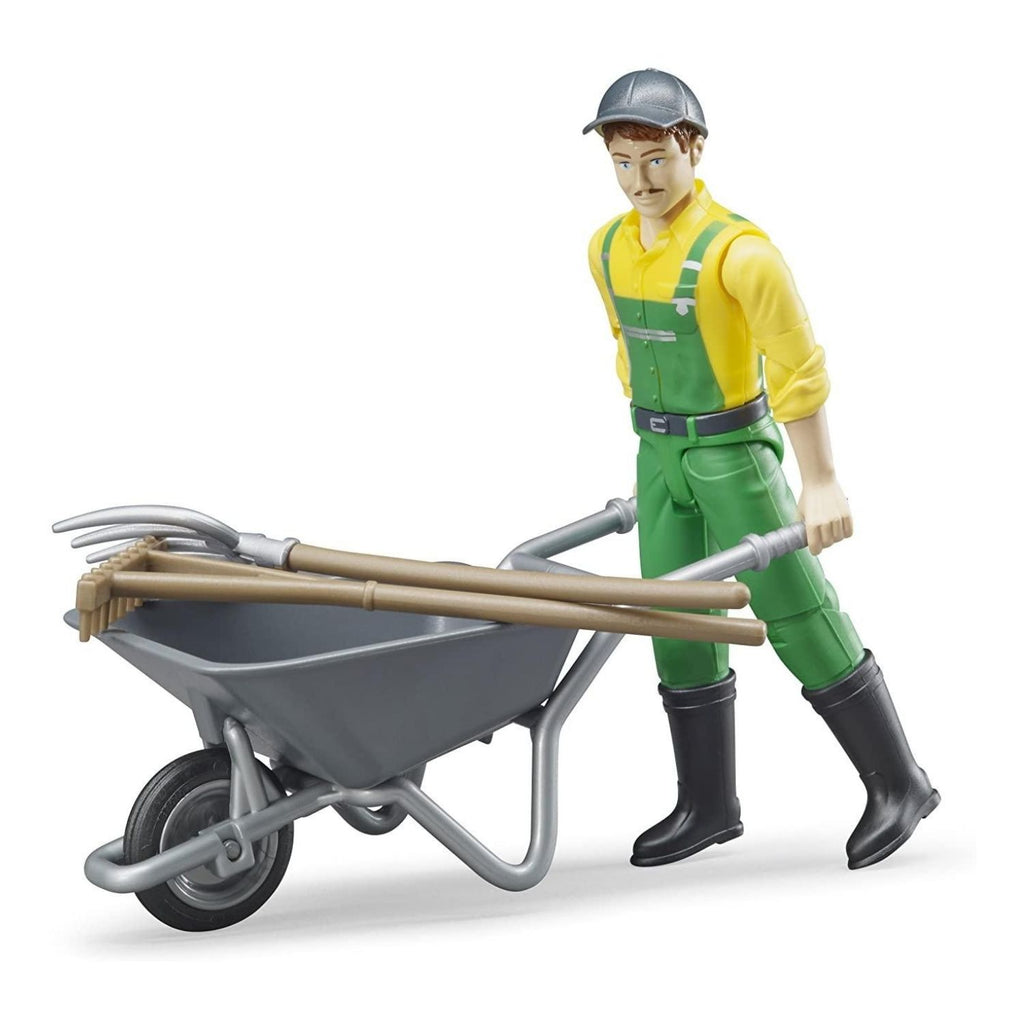 Bruder Farmer Figure Set