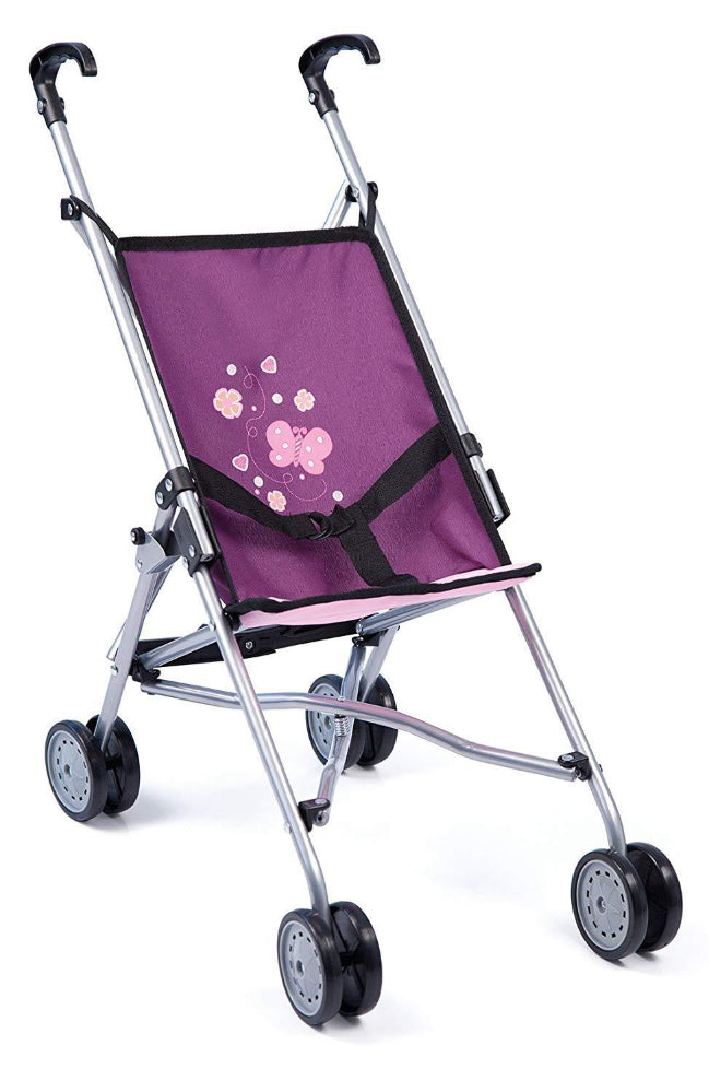 Bayer Buggy Doll's Pram - Butterfly