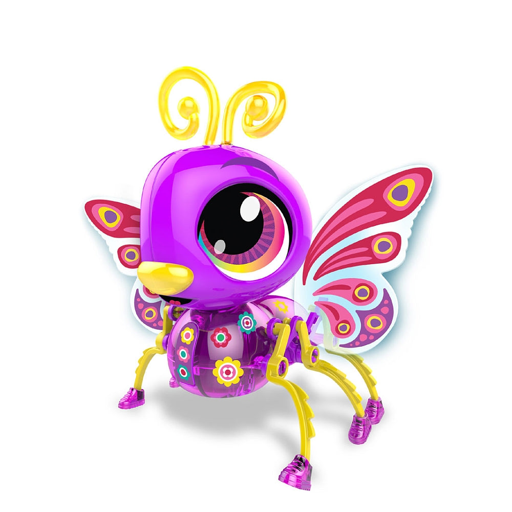 Build a Bot Bug Butterfly