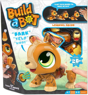 Build a Bot Bug Puppy