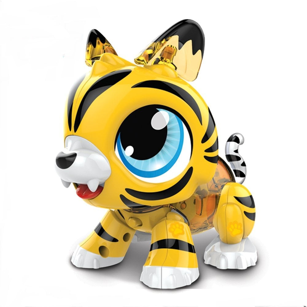 Build a Bot Bug Tiger