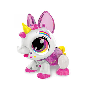 Build a Bot Bug Unicorn