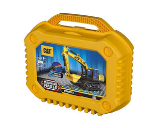 Caterpillar Apprentice - Excavator 180 Pcs