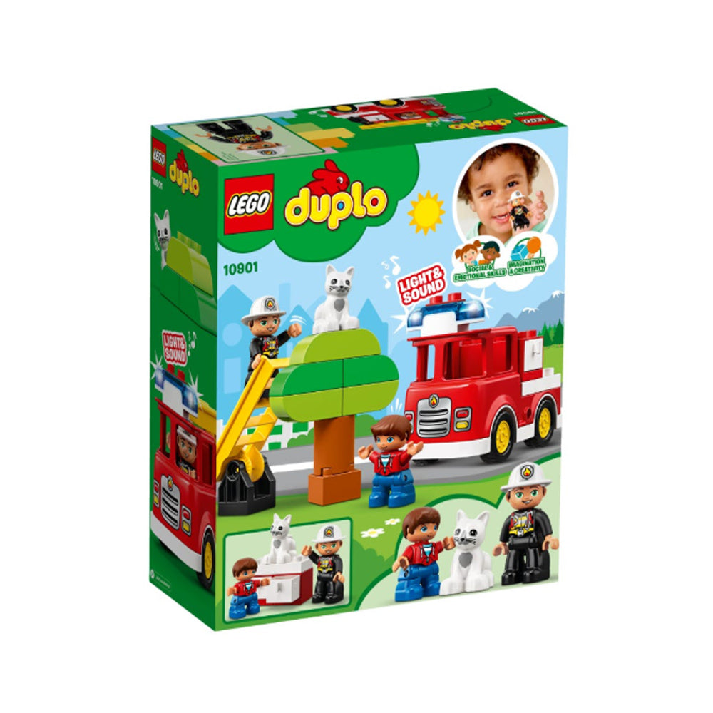 LEGO® DUPLO® Town Fire Truck 10901