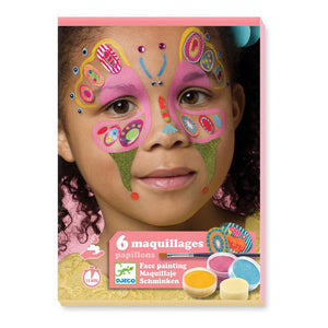 Djeco Butterfly Face Paint