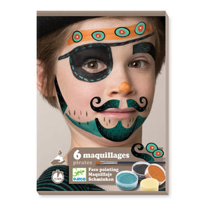 Djeco Pirate Face Paint
