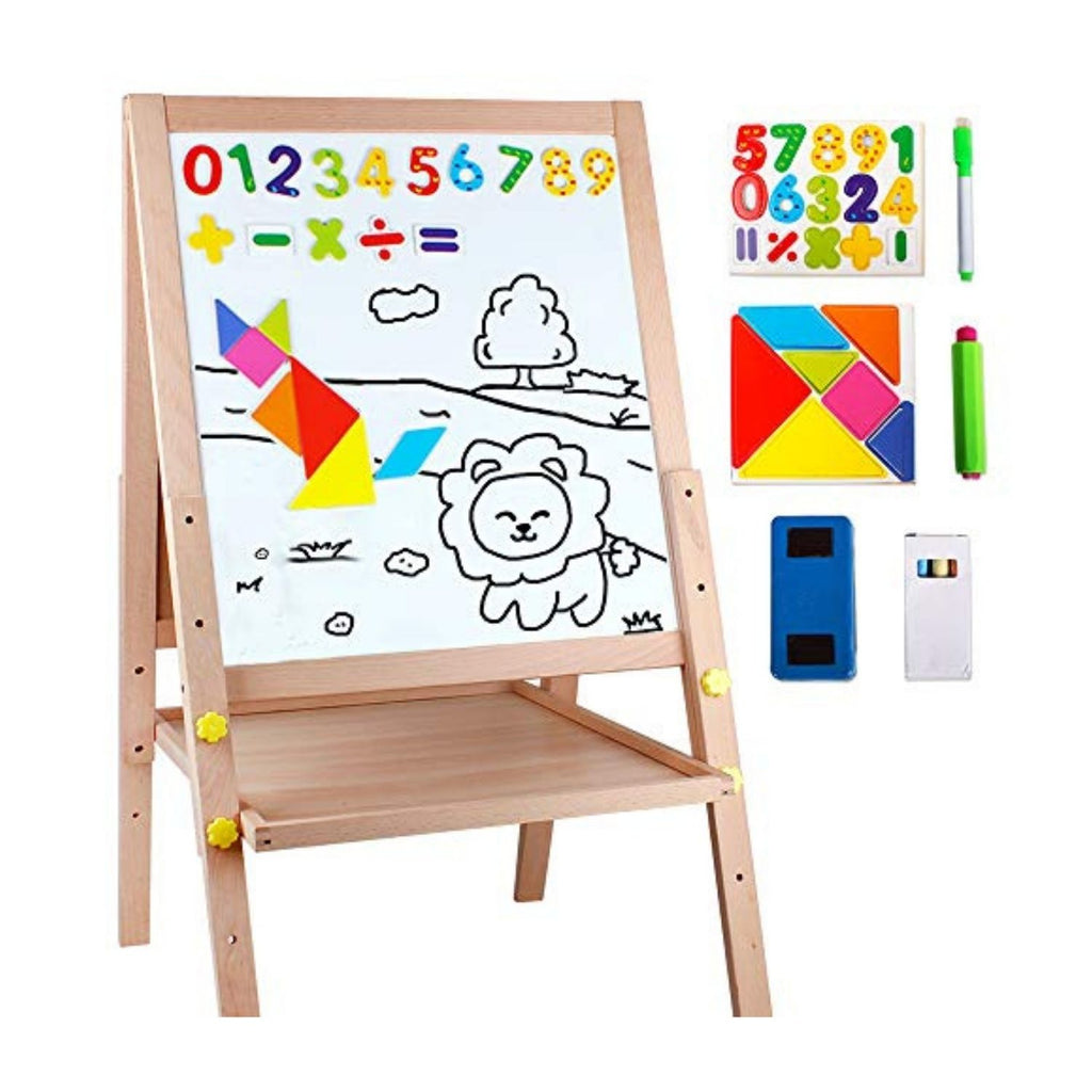Double Sided Drawing Board Easel