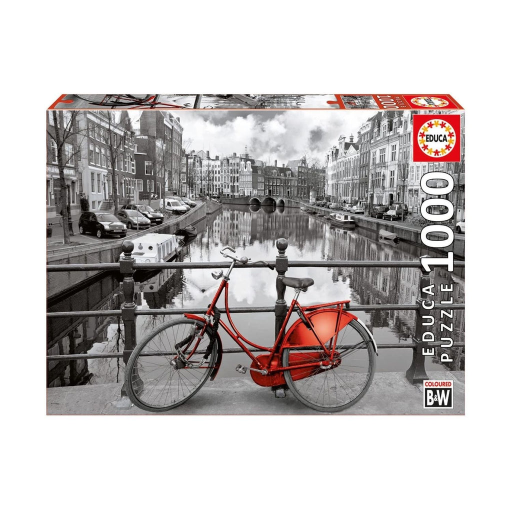 Educa Amsterdam Puzzle 1000 Pieces