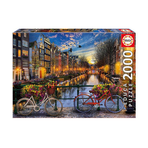 Educa Amsterdam Puzzle 2000 Pieces