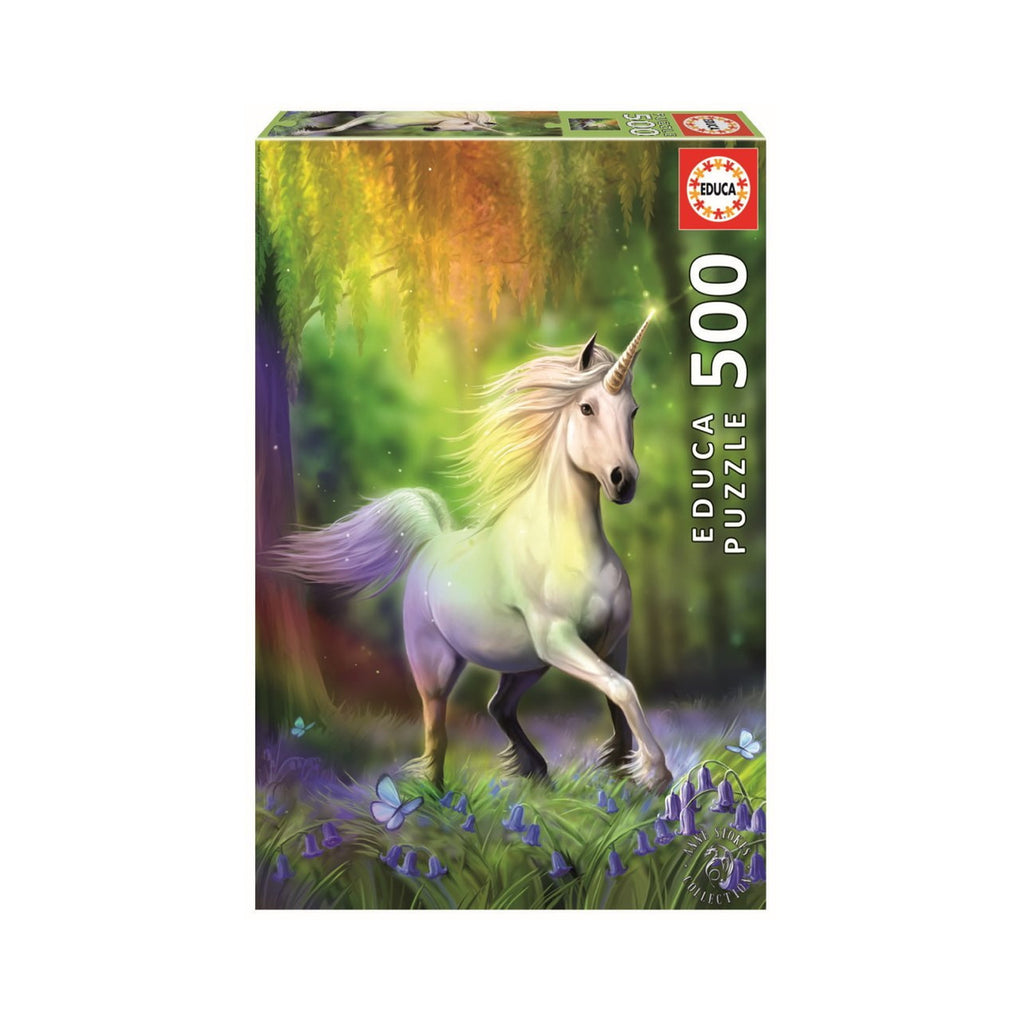 Educa Chase The Rainbow, Anne Stokes 500 Piece Adult Puzzle