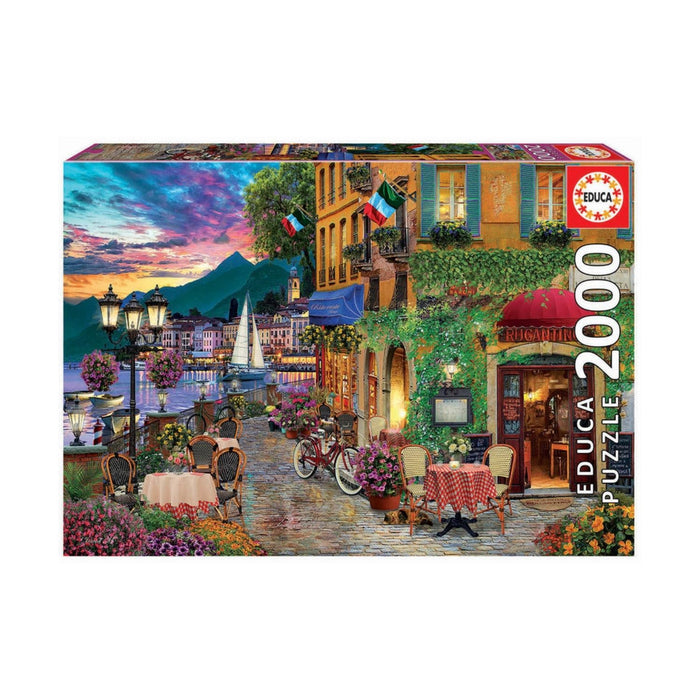 Educa Italian Charm Adult Puzzle 2000 Pieces