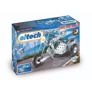 Eitech C85 Basic Series Motorbike 170 Piece Construction Kit