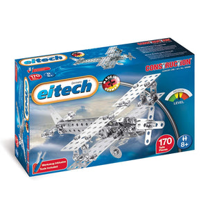 Eitech C88 Biplane/Prop Plane 170 Piece Construction Kit