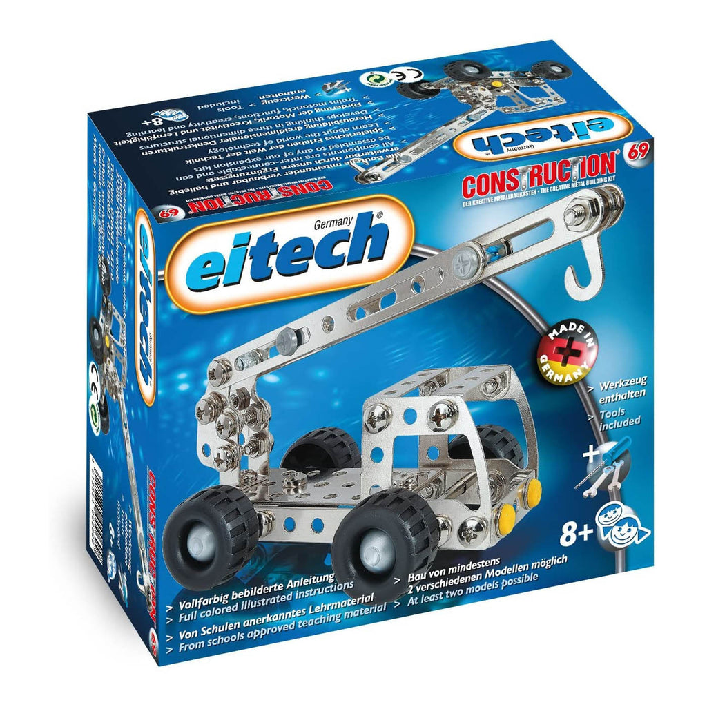 Eitech Starter Series C69 Crane Construction Kit