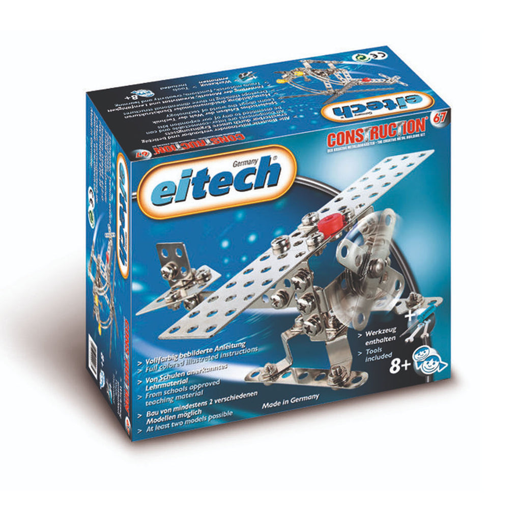 Eitech Starter Series C67 Airplane & Helicopter