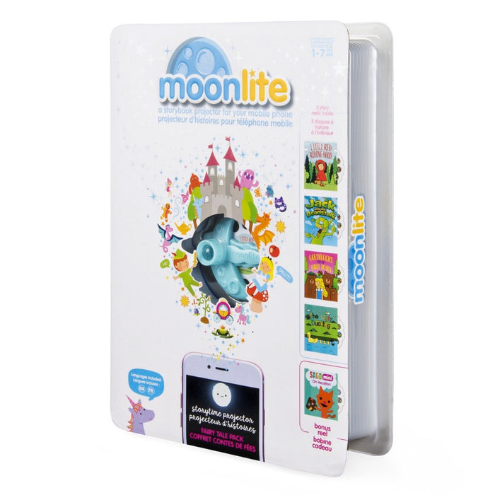 Moonlite Gift Pack - Fairy Tales 5 Stories