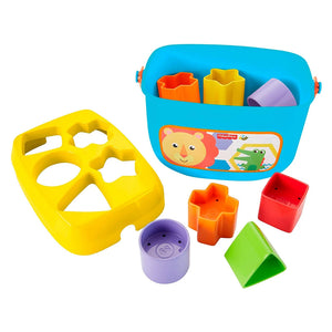 Fisher-Price Baby's First Blocks (10 PCE)