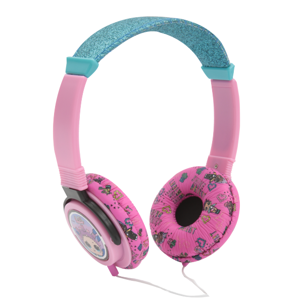 L.O.L Headphone With Glitter